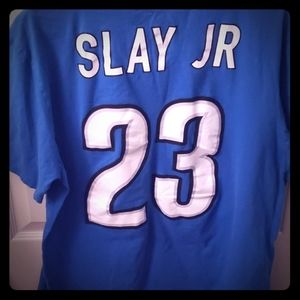 #23 Detroit Lions Darius Slay Jr. Nike T-Shirt